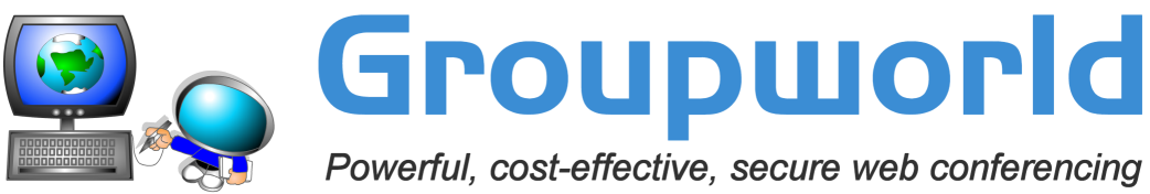 GroupWorld - Powerful, cost-effective, secure web conferencing and online tutoring software